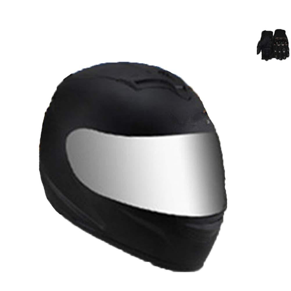 Uomini integrali moto casco Suanproof rimovibile collo pi/ù caldo donne Motocross Caschi antiurto anti caduta Racing tappi di protezione