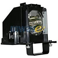Mwave Lamp for MITSUBISHI WD-73C10 TV Replacement with Housing