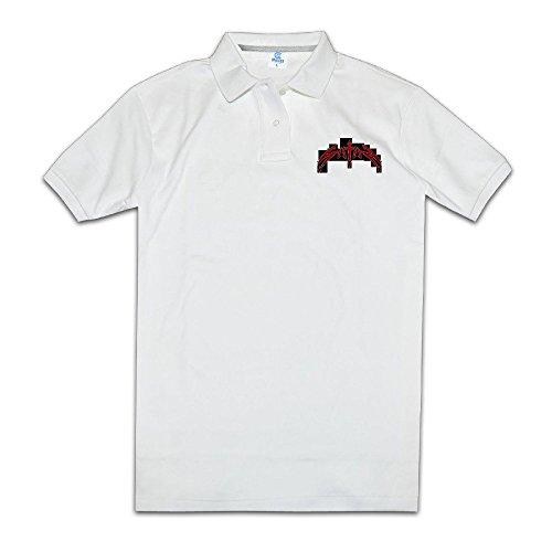 Def Leppard Band Rick Allen Soft Polo T-shirts Tshirts (Def Rick Allen Leppard)