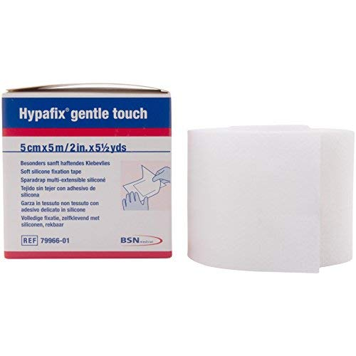 (Hypafix® Gentle Touch - Soft Silicone Retention Tape for Extremely Fragile and Sensitive Skin (2