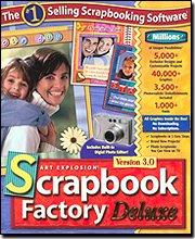 - Scrapbook Factory Deluxe 3