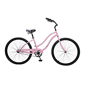 "CFG Women's Tough Cruiser, 26"", Pink"