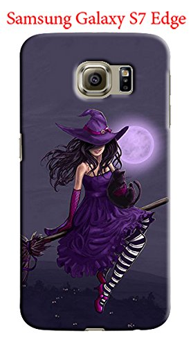 Halloween design for Samsung Galaxy S7 Edge Hard Case Cover (hallo32)]()