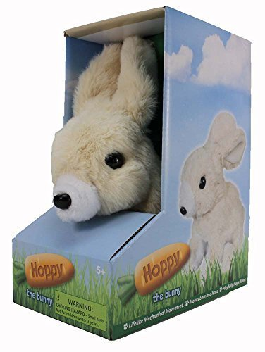 - Hoppy The Mechanical Bunny