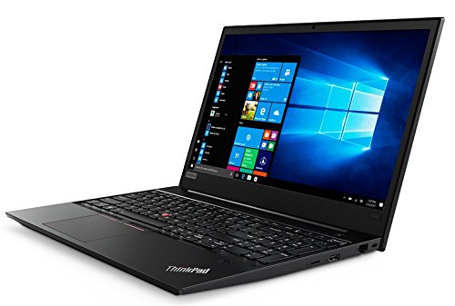 Lenovo ThinkPad E580 - Ordenador portátil de 15.6 FullHD (Intel Core i5-8250U, 8GB RAM, 256GB de SSD, Intel Graphics, Windows 10 Pro) Negro - Teclado ...