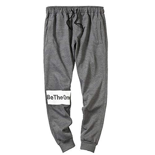 Hombres de por otoño Pantalones Los B Trajes Superiores Invierno Internet Impreso chándal Gris Conjuntos de Sudadera Deportivos URBWdAp4