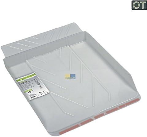 Electrolux 902979332 9029793321 ORIGINAL Auffangbehälter Bodenwanne Waschmaschinenwanne Spülmaschinenwanne Wasserschutz Leckschutz Wanne für 45cm Waschmaschine Spülmaschine