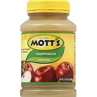 Mott's Applesauce, 24 Ounce Jar