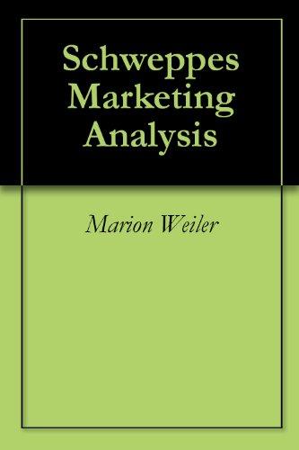schweppes-marketing-analysis