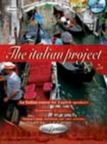 The Italian Project: Student's Book + Workbook + CD-Rom + Audio CD 2a (Italian Edition)