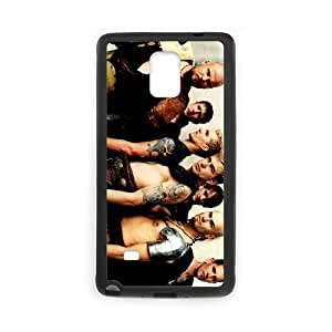 Samsung Galaxy Note 4 Cell Phone Case Covers Black In Extremo gift W9582107