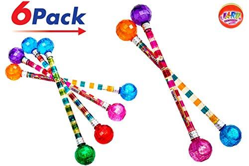 2GoodShop Baton (Pack of 6) Cheerleader Dance Twirling Glitter   Item #2803-6 (Accessories Twirling)