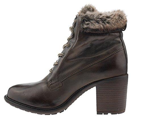 Women's Grey Grey Grey Boots Buffalo PHgO0n