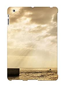 Anettewixom Gjmwrc-2810-tjizfpx Protective Case For Ipad 2/3/4(white Lighthouse) - Nice Gift For Lovers