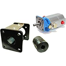 13 GPM Pump, Coupler & Small Engine Pump Bracket Combo Kit [Combo-13-Pump-Cplr-Bracket-SM]