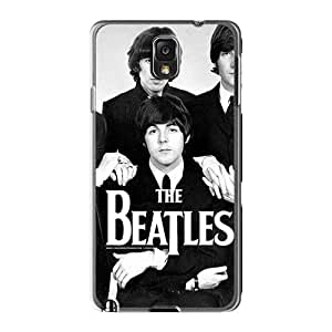 DrawsBriscoe Samsung Galaxy Note3 Scratch Resistant Hard Phone Cover Allow Personal Design Vivid The Beatles Pattern [OhA19553CpNh] WANGJING JINDA