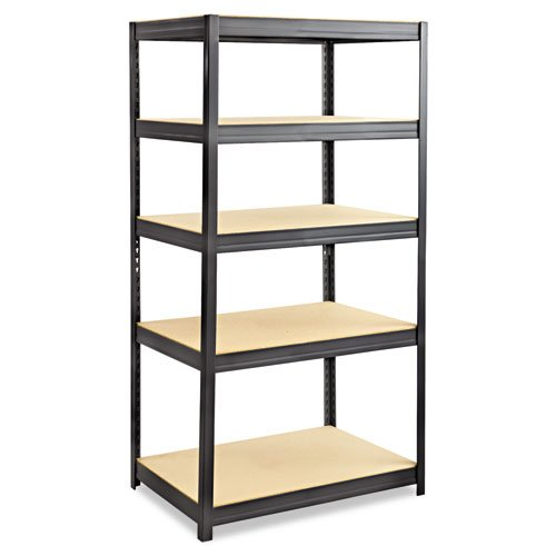 Boltless Particle Board Shelving - 8