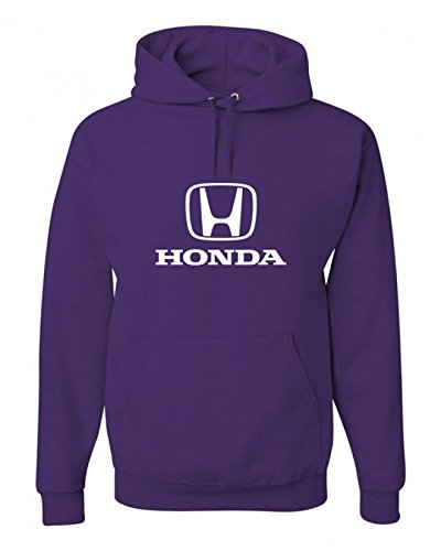 Hoody Sweatshirt Honda (Honda Purple Hooded Sweat Shirt)