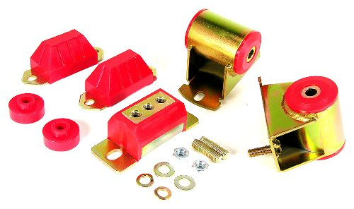 Prothane 1-1902 Red Drive Train Kit for YJ
