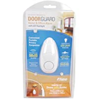 Safety Technology HP-98DG Door Guard Alarm 98db with Flashlight