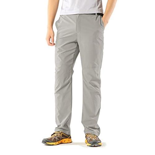 Koraman pour homme extérieur imperméable mince léger respirant à séchage rapide Leisure Travel randonnée Pantalon