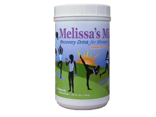 Melissa Drink Mix Recovery for Women 3 lb-Tangerine Cream