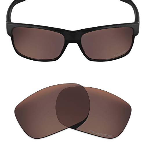 Mryok+ Polarized Replacement Lenses for Oakley TwoFace - Bronze Brown