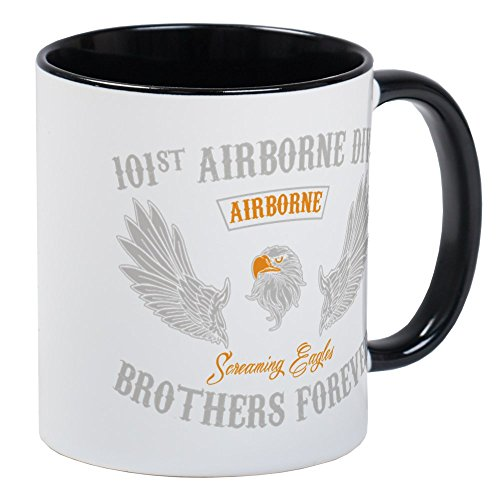 CafePress 101St Airborne Brothers Mug Unique Coffee Mug, Coffee Cup