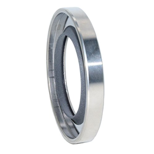 Stainless Steel Shaft Seal with PTFE Single Lip for Rotary Screw Air Compressor (40-62-8 mm) -