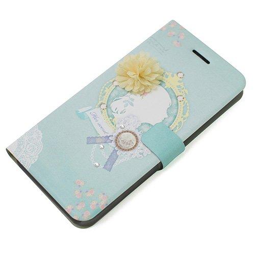 Happymori Diary Case for iPhone 6 Plus (Mademoiselle / Cordelia)
