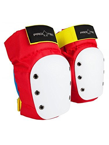 Pro-Tec Street Knee Pad Retro, Large
