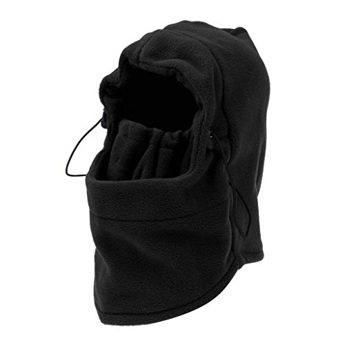 EASY4BUY Unisex Breathable Outdoor Winter Motorcycle Balaclava Warm Mask Thermal Cap Scarf