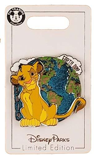 WDW Trading Pin - 2019 Earth Day - Simba