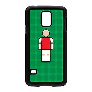 Arsenal Black Hard Plastic Case for Samsung? Galaxy S5 by Blunt Football + FREE Crystal Clear Screen Protector wangjiang maoyi