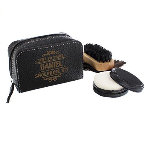 Personalised Time To Shine Shoeshine Kit Personalised Our Time To Shine Shoeshine Kit Is A