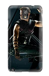 Adam L. Nguyen's Shop 6506970K61852436 New Premium Flip Case Cover Hawkeye Skin Case For Galaxy Note 3
