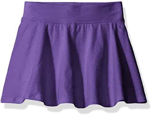 The Children's Place Girls' Solid Skort