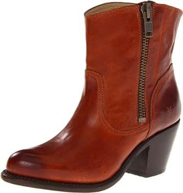 FRYE Women's Leslie Boot, Whiskey, 5.5 M US