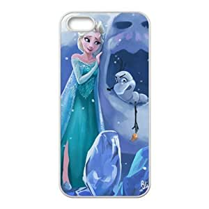 Frozen Princess Elsa and Olaf Cell Phone Case For HTC One M8 Cover