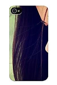 1832dca488 Premium Brunees Women Lips Brown Eyes Depth Of Field Profile Faces Elizabeth Marx Makeup Back Cover Snap On Case For Iphone 5cKimberly Kurzendoerfer