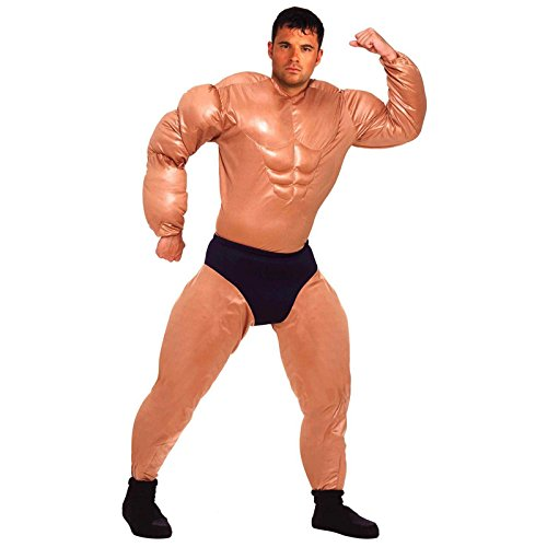 Body Builder Adult Costume (Body Builder Costume)