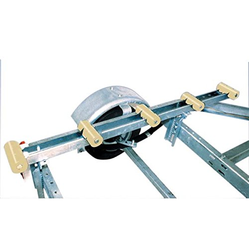 Tie Down Hull Sav'r Roller Bunk 5' TIE86145 by Tie Down Engineering
