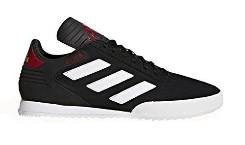 pretty nice 8de5f a1494 Galleon - Adidas Mens Copa Super Soccer Shoe, BlackWhitePower Red, 9.5 M  US