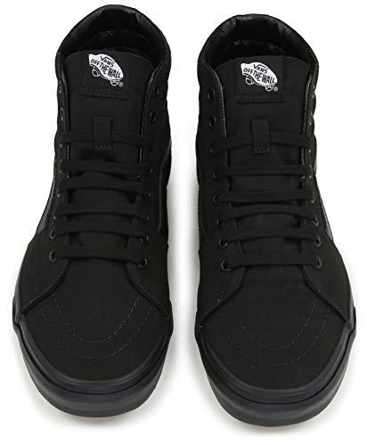 Black Sk8 Black Black Negro Unisex Zapatillas hi Vans CRqTHX