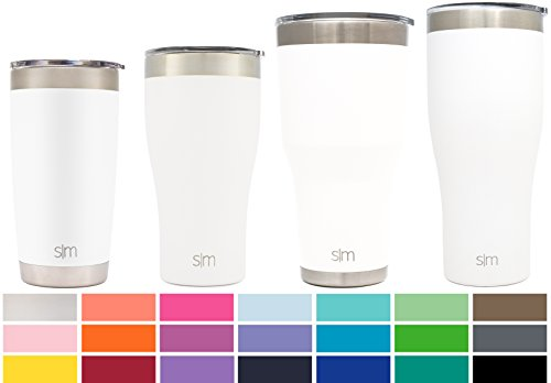 Simple Modern 20oz Cruiser Tumbler - Vacuum Insulated Double