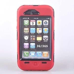 comprar Caso de servicio para el iPhone 3G 3GS Red