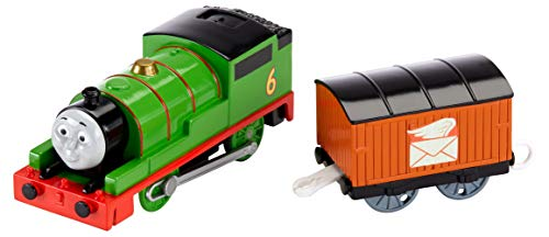 Thomas & Friends Trackmaster, Percy, Multicolor, GLL16