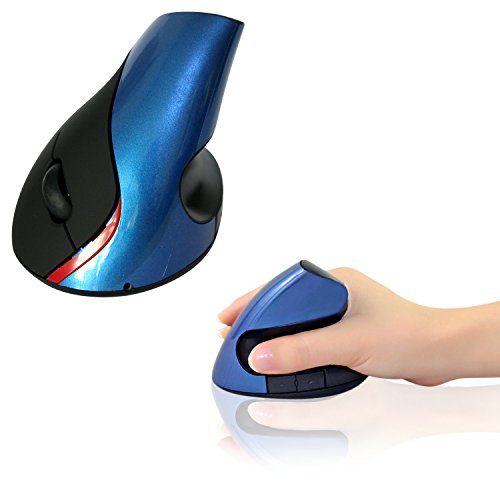 ANEWKODI 2.4Ghz Wireless Optical Vertical Mouse...