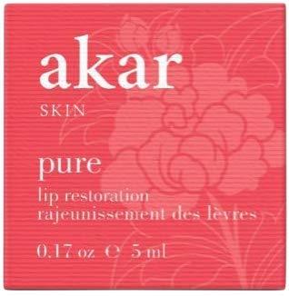 Akar Skin - Natural Pure Lip Restoration Lip Butter, 5ml / 0.17 oz by Akar Skin (Image #1)