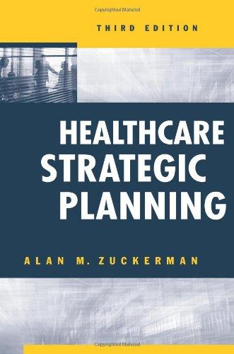 156793434X - Healthcare Strategic Planning (Ache Management)